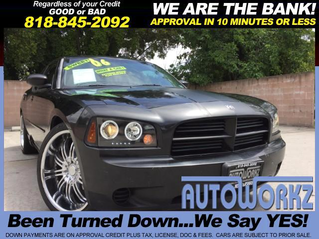 2006 Dodge Charger Join our Family of satisfied customers We are open 7 days a week trade in welco