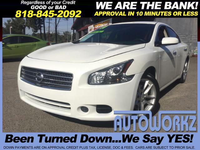 2011 Nissan Maxima Join our Family of satisfied customers We are open 7 days a week trade in welco