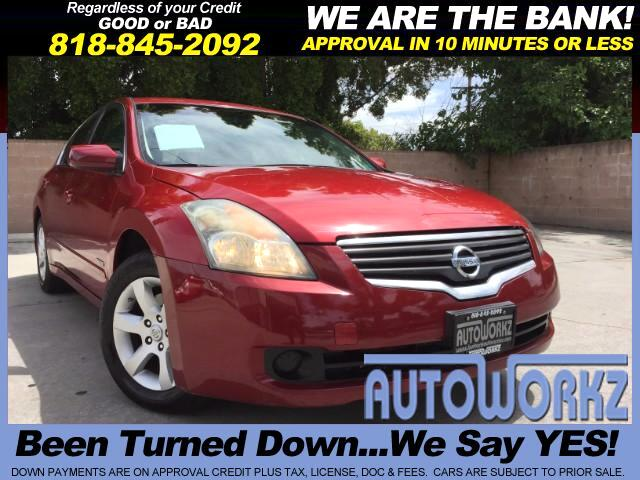 2009 Nissan Altima Hybrid Join our Family of satisfied customers We are open 7 days a week trade i