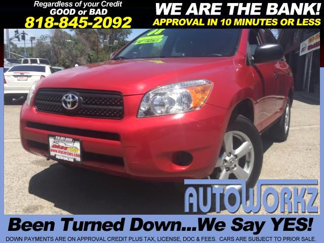 2008 Toyota RAV4 Base I4 2WD with 3rd Row