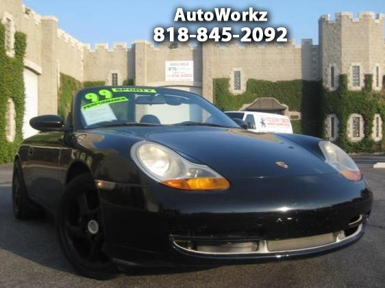 1999 Porsche 911 1999 Porsche 911 Carrera Cabriolet 22 top of the line CONVERTIBLEWOW TRIPLE BLACK