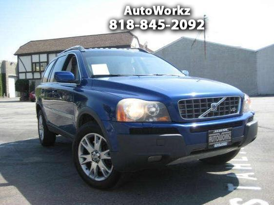 2006 Volvo XC90 What Edmunds SaysThe 2006 Volvo XC90 is easy to drive and easy on the eyes Volvos