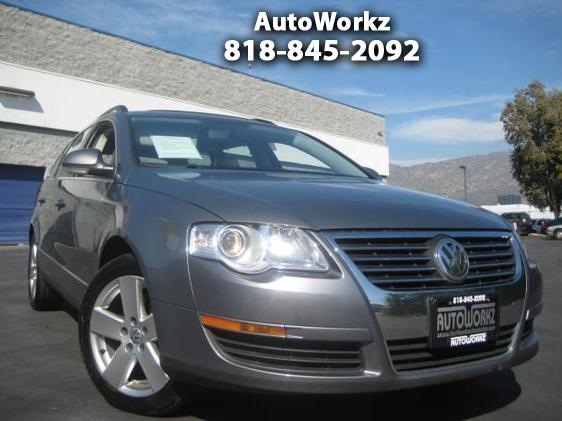 2008 Volkswagen Passat Wagon Check out this fully loaded passat wagon room for allExtra CLEAN and mu