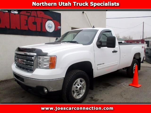 2014 GMC Sierra 2500HD SLE Long Box 4WD