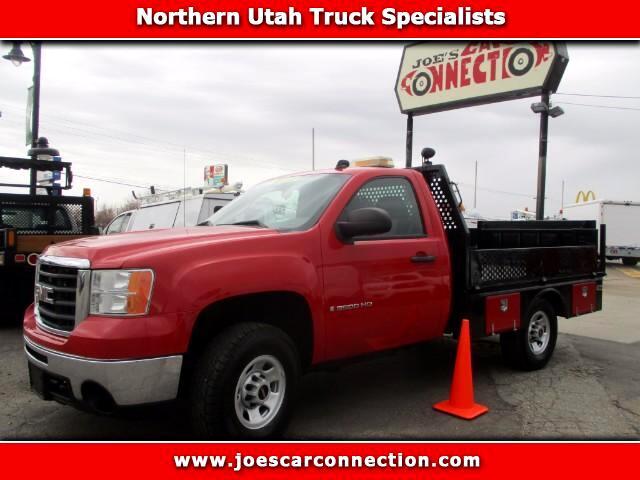 2009 GMC Sierra 3500HD Work Truck 4WD