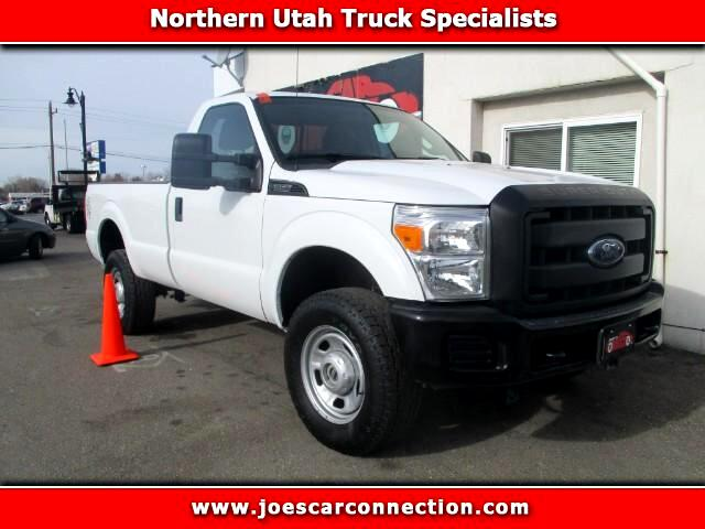2013 Ford F-350 SD XL 4WD