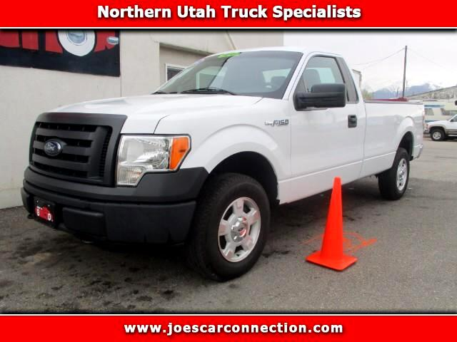 2012 Ford F-150 XLT 8-ft. Bed 4WD