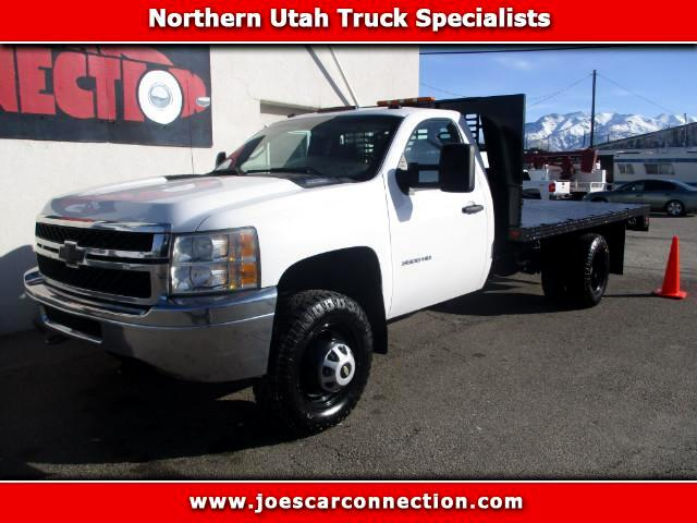2011 Chevrolet Silverado 3500HD Work Truck Long Box 4WD