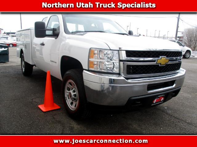 2013 Chevrolet Silverado 3500HD Work Truck Ext. Cab Long Box 4WD