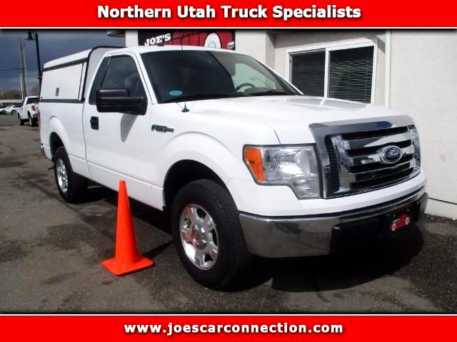 2011 Ford F-150 XLT 6.5-ft. Bed 2WD