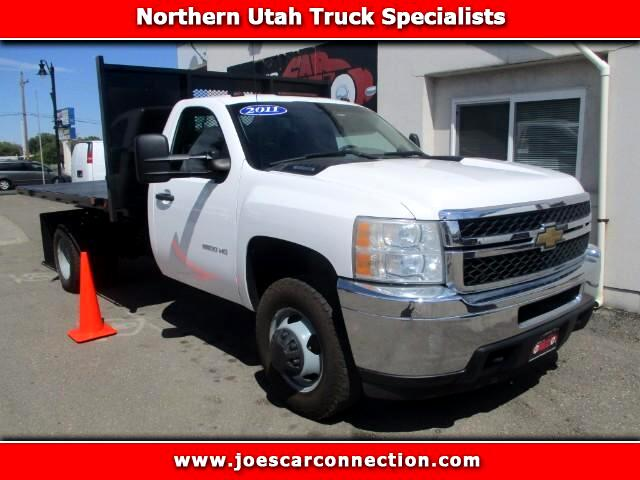 2011 Chevrolet Silverado 3500HD Work Truck Long Box 2WD Dump Truck