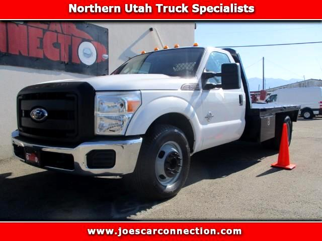 2011 Ford F-350 SD XL DRW 2WD Flat Bed