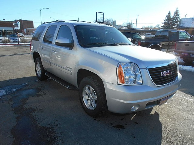 used 2014 gmc yukon slt 4wd for sale in lewistown mt 59457