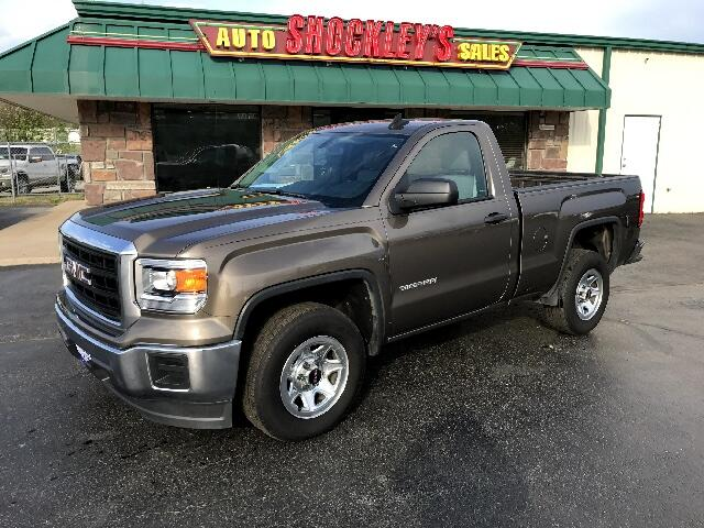 2015 GMC Sierra 1500 Base Short Box 2WD