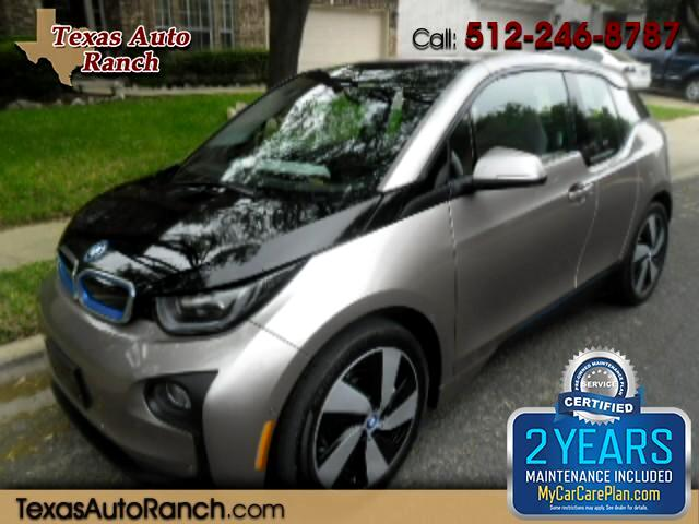 2014 BMW i3 Giga With Tech Package