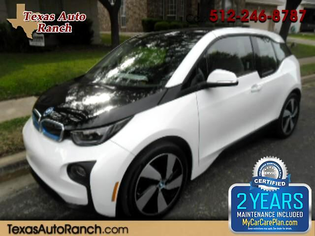 2015 BMW i3 Giga With Range Extender
