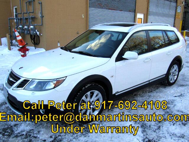 2011 Saab 9-3 SportCombi 2.0T XWD