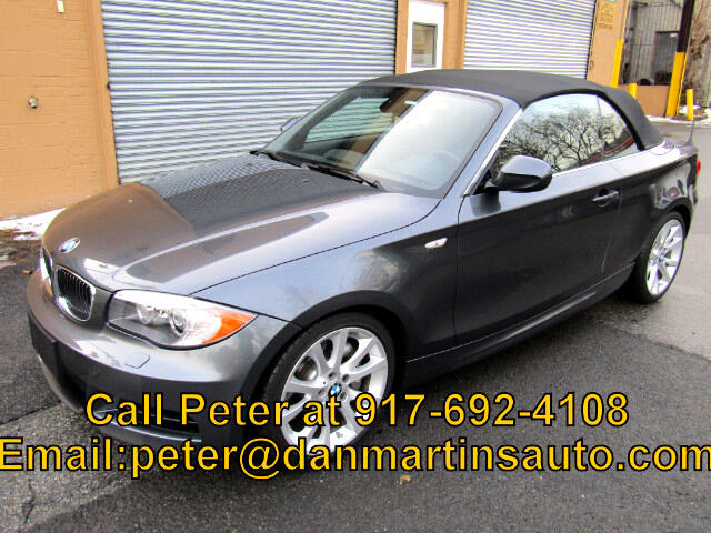 2013 BMW 1-Series 135i Convertible