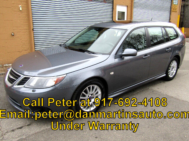 2008 Saab 9-3 SportCombi 2.0T