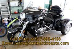 2012 Yamaha XVZ13TFS