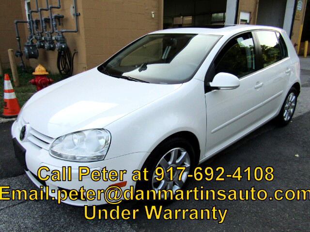 2008 Volkswagen Rabbit 4-Door S