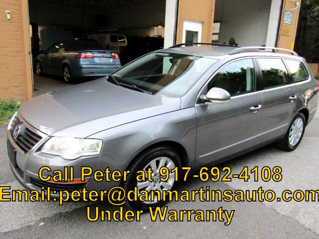 2008 Volkswagen Passat Wagon Turbo