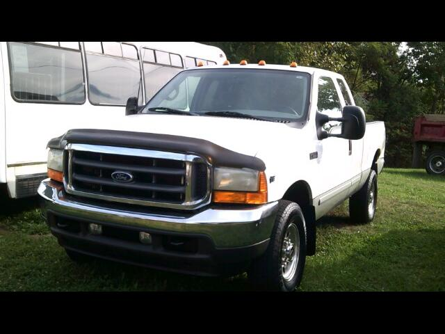 2001 Ford F-250 SD XLT SuperCab Long Bed 4WD