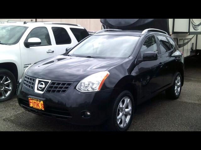 Finks Used Cars >> Used 2008 Nissan Rogue SL AWD for Sale in Zanesville OH ...