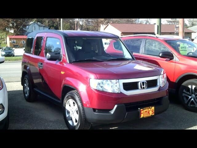 2011 Honda Element EX 4WD AT