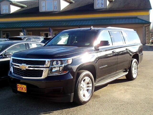 2017 Chevrolet Suburban LT 4WD