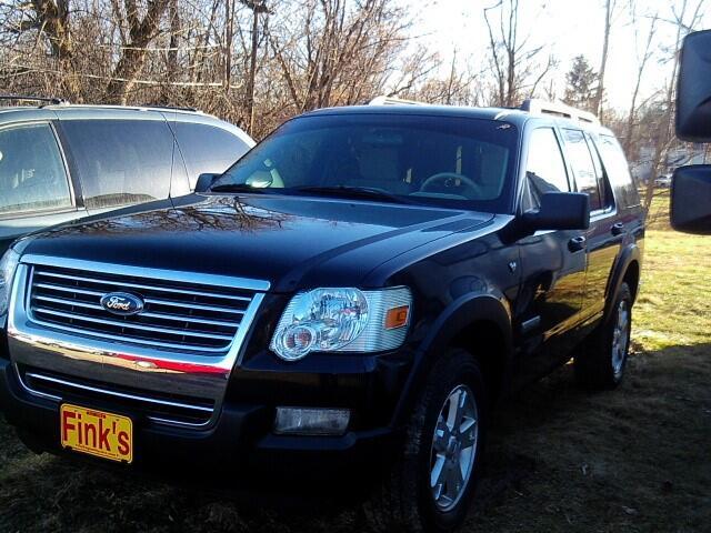 2007 Ford Explorer XLT 4.6L 4WD
