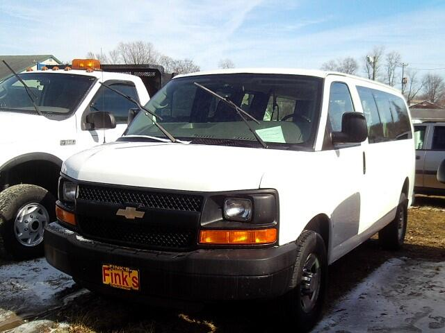 2007 Chevrolet Express LT 3500