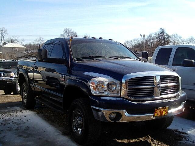 2008 Dodge Ram 2500 SLT Quad Cab Short Bed