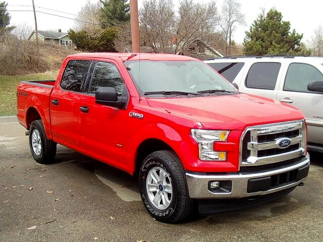"2017 Ford F-150 4WD SuperCrew 157"" XLT"