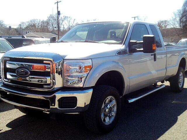 2013 Ford F-350 SD XLT SuperCab Long Bed 4WD