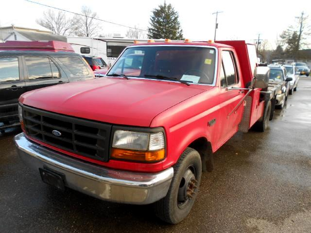 used 1995 ford f 350 xl reg cab drw srw 2wd for sale in. Black Bedroom Furniture Sets. Home Design Ideas