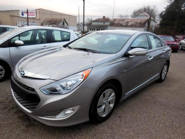 used 2013 hyundai sonata hybrid sedan for sale in zanesville oh 43701 finks quality used cars. Black Bedroom Furniture Sets. Home Design Ideas