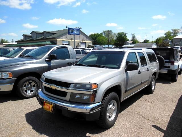 used 2006 chevrolet colorado lt3 crew cab 2wd for sale in zanesville oh 43701 finks quality used. Black Bedroom Furniture Sets. Home Design Ideas