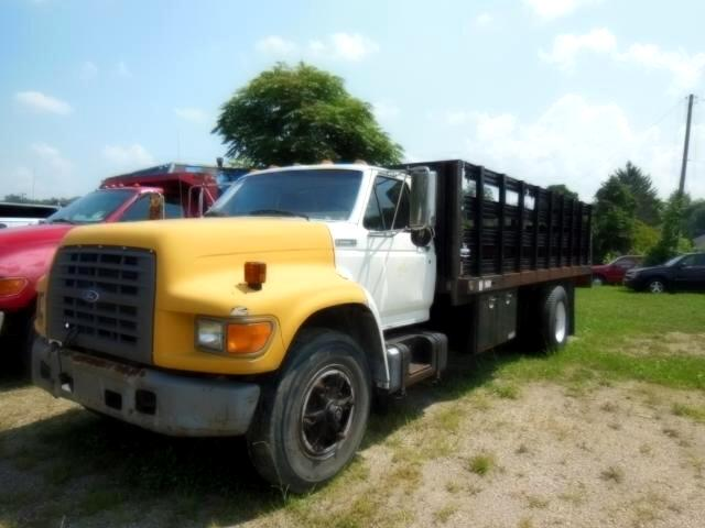 1996 Ford F800 Flat Bed