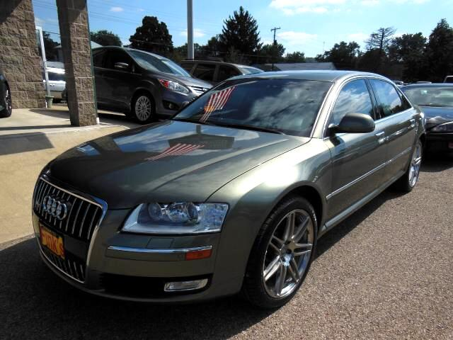 used 2009 audi a8 for sale in zanesville oh 43701 finks quality used cars. Black Bedroom Furniture Sets. Home Design Ideas