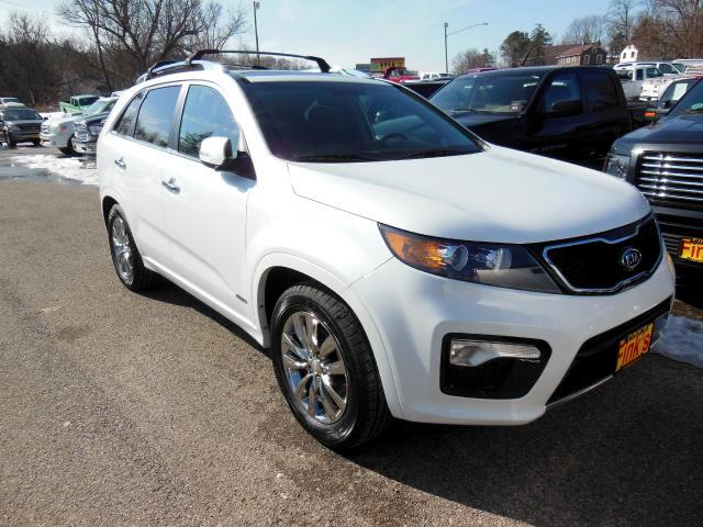used 2012 kia sorento for sale in zanesville oh 43701 finks quality used cars. Black Bedroom Furniture Sets. Home Design Ideas