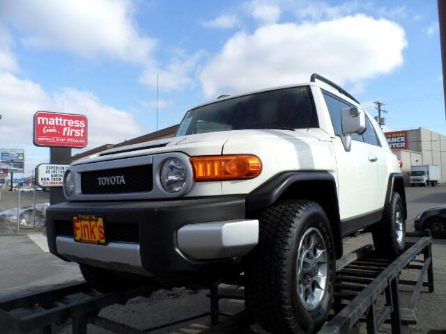 2011 Toyota FJ Cruiser 4WD AT