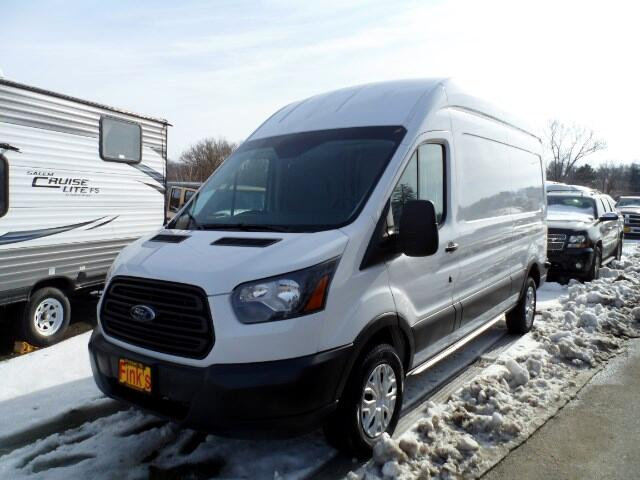 used 2015 ford transit 250 van high roof w sliding pass. Black Bedroom Furniture Sets. Home Design Ideas