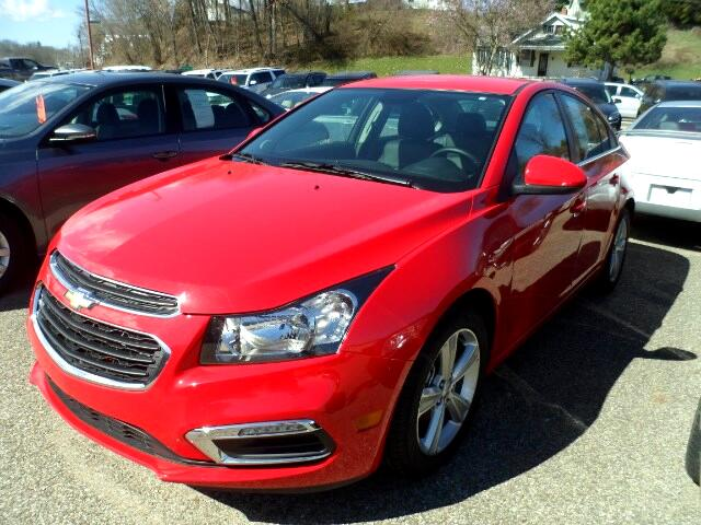 used 2016 chevrolet cruze limited 2lt auto for sale in. Black Bedroom Furniture Sets. Home Design Ideas