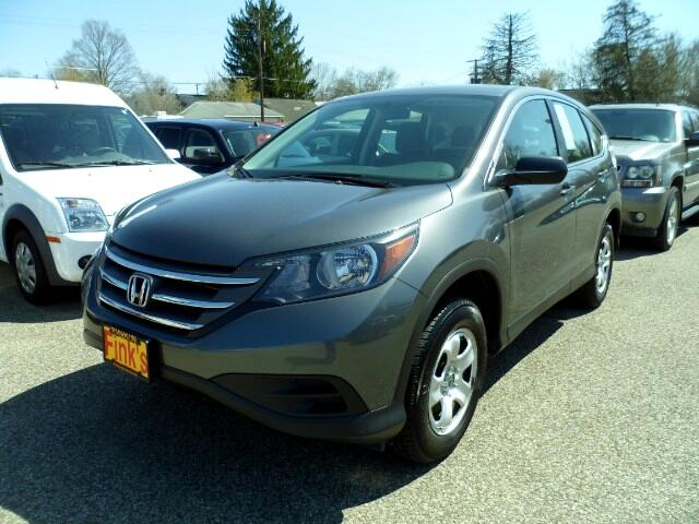 used 2013 honda cr v lx 4wd 5 speed at for sale in zanesville oh 43701 finks quality used cars. Black Bedroom Furniture Sets. Home Design Ideas