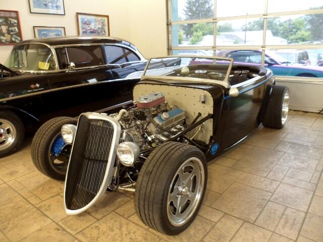2015 Factory Five 33 Hot Rod Roadster