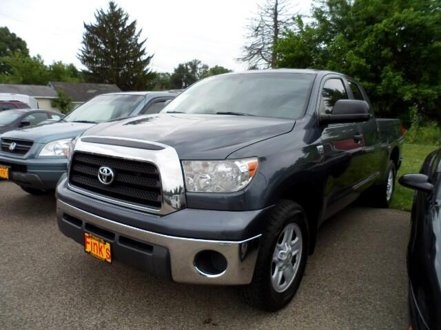 used 2008 toyota tundra sr5 double cab 4 7l 4wd for sale