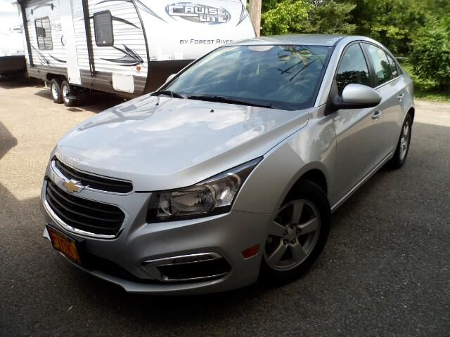 used 2016 chevrolet cruze limited 1lt auto for sale in. Black Bedroom Furniture Sets. Home Design Ideas