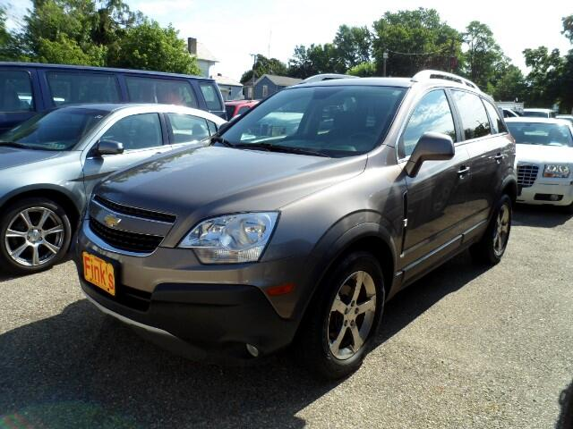 used 2012 chevrolet captiva sport 2ls fwd for sale in. Black Bedroom Furniture Sets. Home Design Ideas