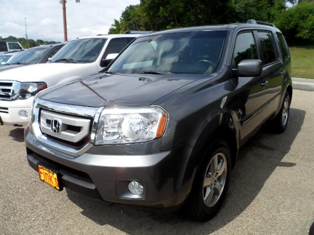 Used 2011 Honda Pilot Ex L 4wd 5 Spd At For Sale In